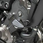 Sturzpads Puig R12 Yamaha MT-09 2017 schwarz