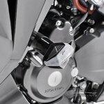 Crash bobbins Puig Honda CBR 600 F/Sport 99-07 black
