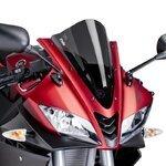 Racingscheibe Puig Yamaha YZF-R 125 08-17 dunkel getönt