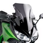 Racingscheibe Puig Kawasaki Z 1000 SX 11-16 dunkel getönt Pic:1