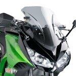 Racingscheibe Puig Kawasaki Z 1000 SX 11-16 rauchgrau