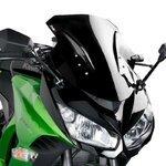 Racingscheibe Puig Kawasaki Z 1000 SX 11-16 schwarz