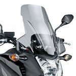 Windshield Touring Puig Honda NC 700 X 12-13 light smoke
