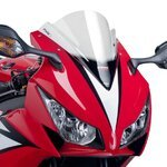Double bubble screen Honda CBR 1000 RR Fireblade 12-13 clear