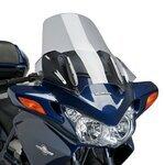 Tourenscheibe Puig Honda Pan European ST 1300 02-16 rauchgrau