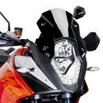 Racingscheibe Puig KTM 1050 Adventure 15-16 schwarz