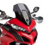 Racingscheibe Puig Ducati Multistrada 1200 15-16 dunkel getönt