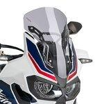 Racingscheibe Puig Honda Africa Twin CRF 1000 L 16-17 rauchgrau