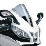 Racingscheibe Puig Aprilia RS4 125 11-16 rauchgrau