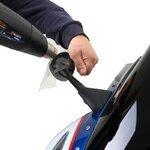 Motorrad Schutzfolie transparent Racetecs 75x100cm Pic:4