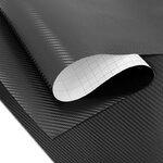 Wrapping Klebefolie Carbon-Look 3D für Motorrad Racetecs 75x100cm