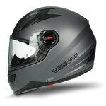 Takachi Motorcycle Full-Face Helmet TK44 DVS anthracite matt - L