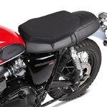 Motorrad Komfort Sitzbank Kissen Tourtecs Air L Pic:4