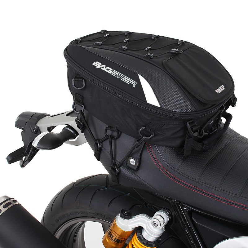 Spider Trasero Honda Moto Sillin Bolsa Bagster Integra Asiento De XTqHwZz