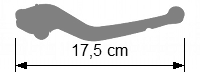 17,5 cm