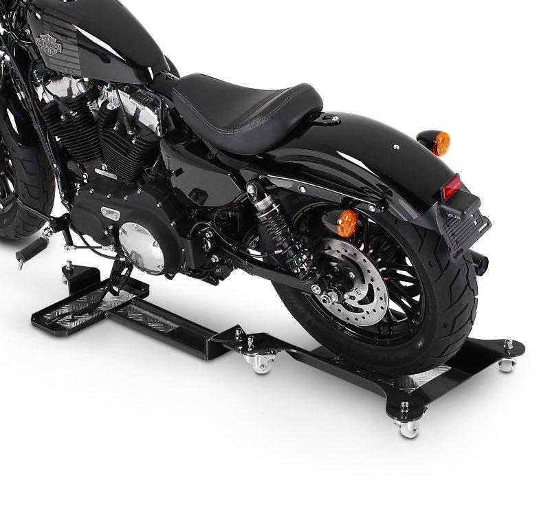 Motorrad Rangierschiene ConStands Motomover M2 schwarz