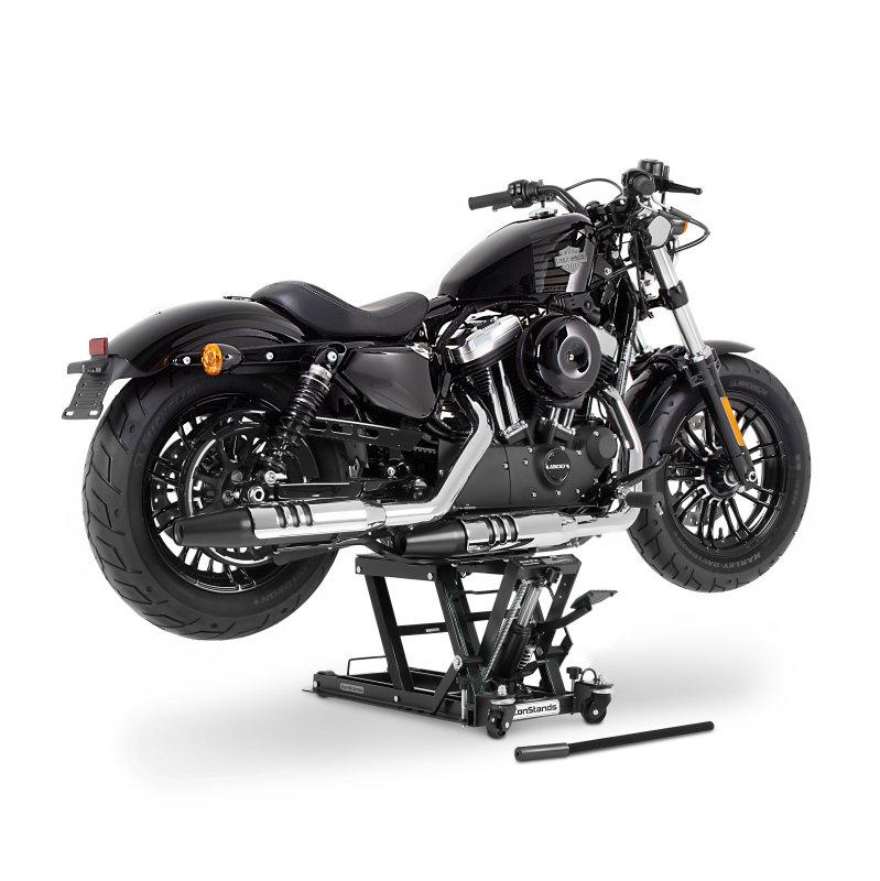 Jack Scissor Hydraulic Lift ConStands L black