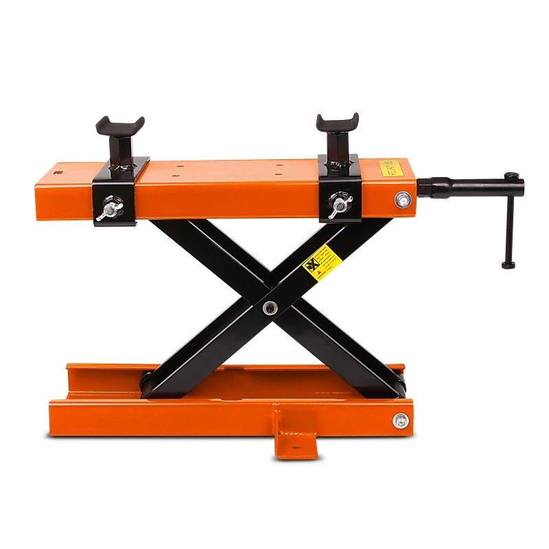 Motorcycle jack scissor lift ConStands Mini orange