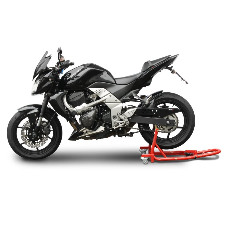 Peana Aparcamiento Moto Kawasaki Vulcan S ConStands M2 Negro