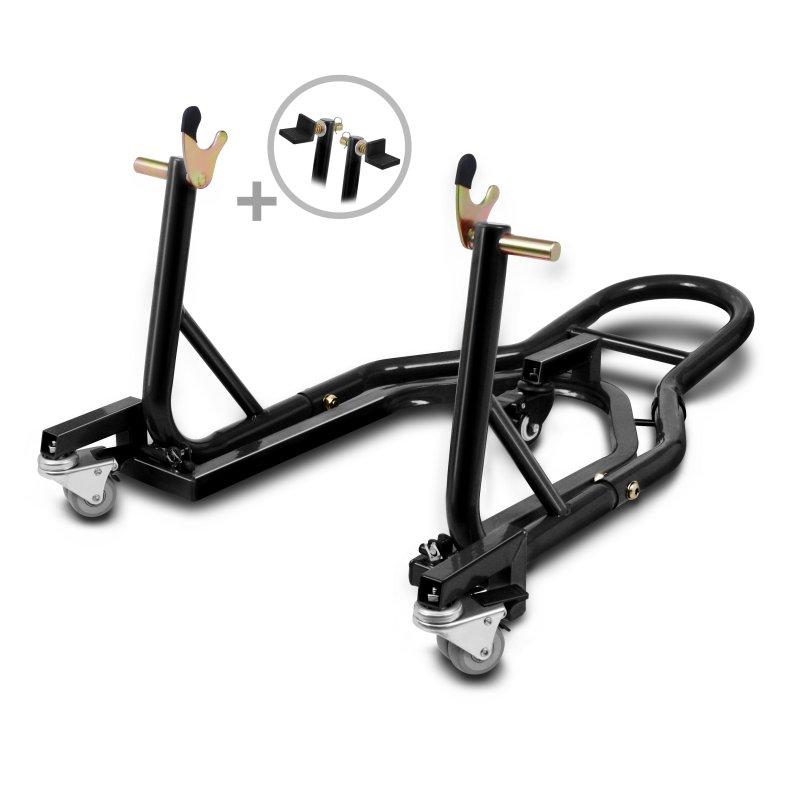Motorrad Rangierhilfe Montageständer hinten ConStands Mover II Universal schwarz