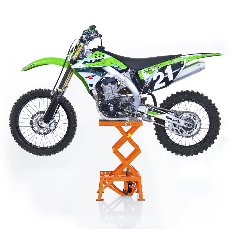 Hydraulik Hubständer ConStands Moto Cross XL Orange