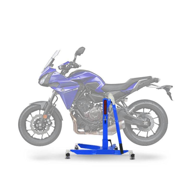 Zentralstander ConStands Power Yamaha MT 07 Tracer 16 18 Blau