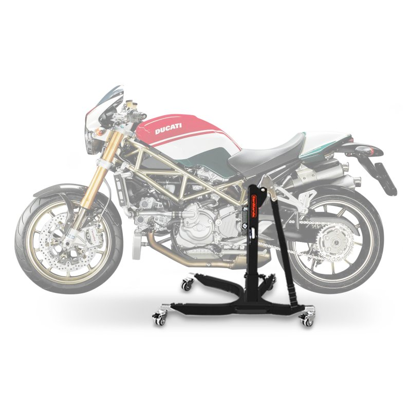 Motorbike Central Stand ConStands Power BM Ducati Monster S2R 1000 06-08
