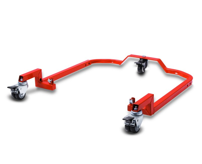 Dolly Mover Frame for Paddock Stand ConStands Single Red