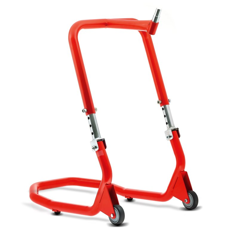 Front Head Lift Paddock Stand V5 Honda VTR 1000 SP-2 02-06 red