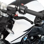 V-Trec Brake + Clutch Lever Set short / long Yamaha MT-09 13-19 Pic:3
