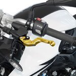 V-Trec Vario II Brake + Clutch Lever BMW F 800 R 09-18 folding Pic:5