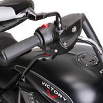 V-Trec VX Custom Brake + Clutch Lever Set short / long for Victory Hammer 8-Ball 12-16 Pic:2