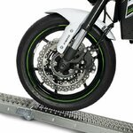Constands loading ramp steel, max. 225 kg, folding, for motorbike, scooter, quad, ATV Pic:5