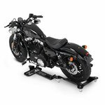 Motorrad Rangierschiene ConStands Motomover M2 schwarz Pic:2
