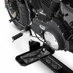Motorrad Rangierschiene ConStands Motomover M2 schwarz Pic:3