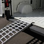 Aluminium Loading Ramp Constands V, max. 750 kg, folding, for Motorcycle, Scooter, Quad, ATV Pic:5