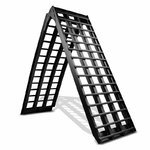 Aluminium Loading Ramp Constands V black, max. 750 kg, folding, for Motorcycle, Scooter, Quad, ATV