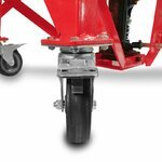 ConStands Hydraulik Hebebühne Moto Cross Lift XL + Räder rot Pic:6