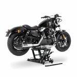 Cric Lève Moto Hydraulique á Ciseau ConStands Midlift L noir
