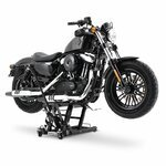 Jack Scissor Hydraulic Lift ConStands L black Pic:2