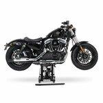Jack Scissor Hydraulic Lift ConStands L black Pic:4