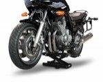 Motorrad Hebebühne Scherenheber Lift ConStands Mini schwarz Pic:8