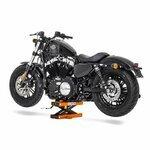 Motorcycle jack scissor lift ConStands Mini orange Pic:5