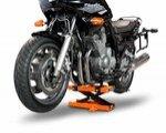 Motorcycle jack scissor lift ConStands Mini orange Pic:6