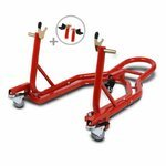 Dolly Rear Paddock Stand ConStands Mover II Universal red