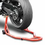 Dolly Rear Paddock Stand ConStands Mover II Racing red Pic:7