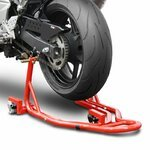 Dolly Rear Paddock Stand ConStands Mover II Racing red Pic:8