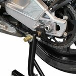 Dolly Rear Paddock Stand ConStands Mover II Racing black Pic:5