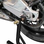 Dolly Rear Paddock Stand ConStands Mover II Racing black matt Pic:5