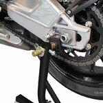 Rangierhilfe Montageständer hinten ConStands Mover II Racing schwarz matt Pic:5